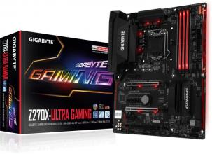 Дънна платка Gigabyte GA-Z270X-Ultra Gaming (GA-MB-Z270X-ULTRA-GAMING)