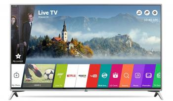 "Телевизор LG 55UJ6517 55"" 4K UltraHD TV, 3840x2160,Smart-webOS 3.0"