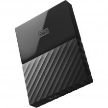 Външен диск Western Digital MyPassport 4TB USB 3.0 (WDBYFT0040BBK)