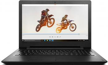 "Lenovo IdeaPad 110 (80T700GGBM) 15.6"" HD, N3060, 4GB RAM, 1TB HDD, Черен"