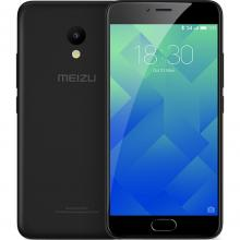 "Meizu M5 5.2"" HD, 32GB, 3G/4G, Черен"