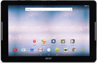 "Acer Iconia B3-A30 (NT.LCPEE.001) 10.1"" HD IPS (1280x800) 32GB eMMC, Черен"