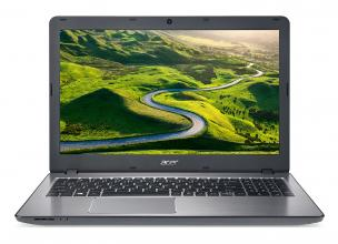 "Acer Aspire F5-573G (NX.GD9EX.028) 15.6"" HD, i3-7100U, 8GB RAM, 1TB HDD, nVidia 940MX 4GB, Windows 10, Сребрист"