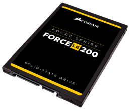 "SSD диск 240GB Corsair Force Series LE200 SATA3 2.5"" (CSSD-F240GBLE200C)"
