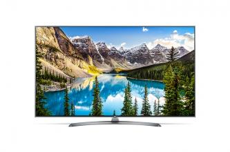 "Телевизор LG 43UJ670V, 43"" LED TV 4K 3840x2160, Wi-Fi, Smart"
