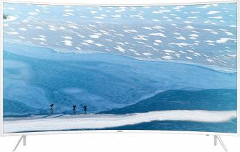 "Телевизор Samsung 49KU6512 49"" 4К Curved LED, SMART TV"