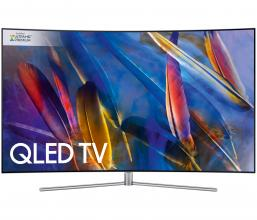 "Телевизор Samsung 55"" 55Q7CAM 4K QLED CURVED, SMART"