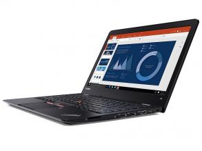 "Lenovo ThinkPad 13 13.3"" FHD IPS, i5-7200U, 8GB RAM, 256GB SSD, Win 10 Pro, Черен (20J1003WBM)"