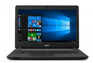 "Аcer Aspire ES1-432 (NX.GGMEX.005) 14"" HD, Intel Celeron N3350, 4GB RAM, 32GB eMMC, MS Windows 10 Home, Черен"