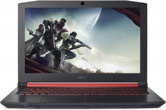 "UPGRADED Acer Aspire Nitro 5 (NH.Q2QEX.016) 15.6"" FHD IPS, i7-7700HQ, 16GB DDR4, 256GB SSD, 1TB HDD, GTX 1050Ti 4GB, Черен"