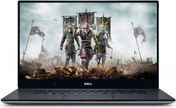 "DELL XPS 15 9560 15.6"" InfinityEdge 4K, i7-7700HQ, 16GB RAM, 1TB SSD, GTX 1050 4GB, Win 10 Pro, Сребрист"