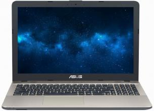 "UPGRADED ASUS VivoBook Max X541NC-DM121 15.6"" FHD, Pentium Quad-Core N4200, 8GB RAM, 240GB SSD, 1TB HDD, GF 810M, Черен"