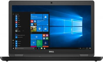 "Dell Precision 3520 (#DELL02137) 15.6"" FHD, i5-7440HQ, 8GB RAM, 256GB SSD, Quadro M620, Win 10 Pro, Черен"