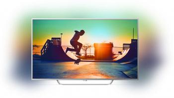 "Ултратънък телевизор Philips 65PUS6412 65"" 4K 