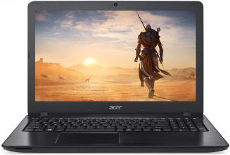 "UPGRADED Acer Aspire F5-573G-38CK, 15.6"" FHD, i3-6006U, 16GB DDR4, 240GB SSD, 1TB HDD, GF 940MX, Черен"