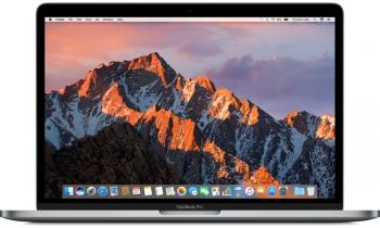 "Apple MacBook Pro 13"" Touch Bar, i5-7267U, 8GB RAM, 256GB SSD, Сив"