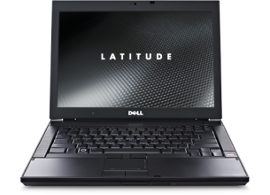 "Двуядрен лаптоп Dell Latitude E6400 14.1"" P8600/2GB/320GB DVD 1280x800 no cam"