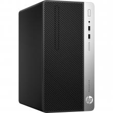 Компютър HP ProDesk 400 G4 MT (Intel Core i7-7700, 8GB DDR4-2400, 1TB HDD, DVD/RW, NVIDIA GT730 2GB, Windows 10 Pro) (1JJ66EA)