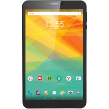 "Таблет Prestigio Wize 3418 4G, 8""(800x1280)IPS, Single SIM, 8GB, Черен"