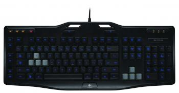Геймърска клавиатура Logitech Gaming Keyboard G105