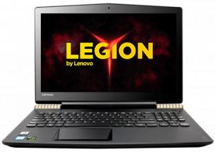 "UPGRADED Lenovo Legion Y520 (80WK0198BM) 15.6"" IPS FHD, i7-7700HQ, 32GB RAM, 512GB SSD, 1TB HDD, GTX 1050Ti 4GB, Черен и златист"