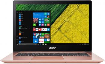 "Acer Aspire Swift 3 Ultrabook, 14.0"" FHD IPS, i7-8550U, 8GB RAM, 512GB SSD, Win 10, Розово Злато"