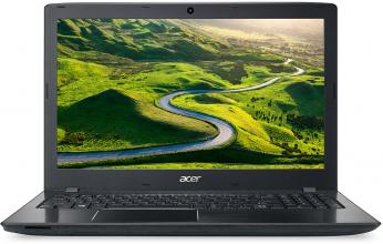 "UPGRADED Acer Aspire E5-576G-38Y9 (NX.GTZEX.013) 15.6"" IPS FHD, i3-7130, 8GB RAM, 128GB SSD, 1TB HDD, GF 940MX DDR5 2GB, Черен"