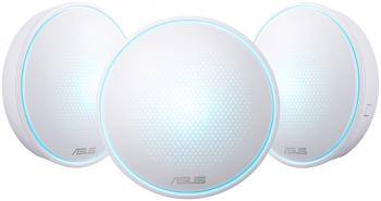 Безжичен рутер ASUS Lyra Mini 3-PACK AC1300 Dual Band Whole-Home Mesh