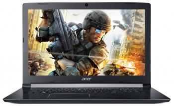"Acer Aspire 5 (NX.GVQEX.007) 17.3"" HD+, i3-8130U, 8GB RAM, 1TB HDD, GF MX130, Черен"