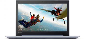 "Lenovo IdeaPad 320 (15) 320-15IAP (80XR01BNBM) 15.6"" HD, Intel N3350, 4GB RAM, 1TB HDD, Син"