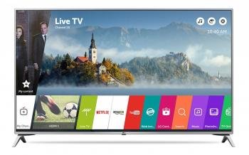 "Телевизор LG 43UJ6517, 43"" 4K UltraHD TV, 3840x2160,Smart-webOS 3.0"