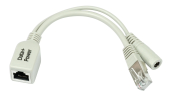 Кабел Mikrotik RBGPOE PoE injector, for 10/100Mbps