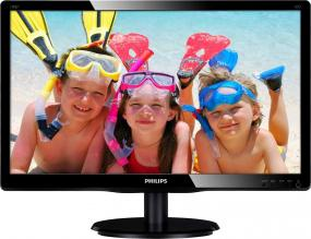 "Philips 193V5LSB2/10 18.5"" Slim LED, 193V5LSB2/10"