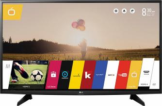 "Телевизор LG 43LH590V, 43"" LED Full HD TV, Smart"