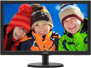 "Philips 223V5LHSB2 21.5"" LED FullHD 1920x1080"