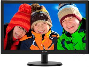 "Philips 223V5LSB2/10 21.5"" LED, Full HD 1920 x 1080"