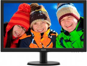 "Philips 243V5LHAB 23.6"" LED FullHD 1920x1080"