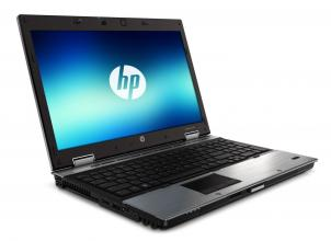 Двуядрен HP EliteBook 8540p, Intel i5-540M (3.06 GHz) 4GB, 320GB, Nvidia NVS 5100 1GB, Camera
