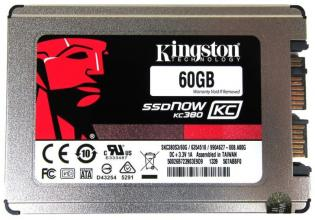 "SSD диск Kingston 60GB KC380  SATA 3 1.8"" (5mm)"