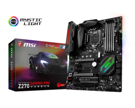 Дънна платка MSI Z270 GAMING PRO CARBON (Z270_GAMING_PRO_CARBON)