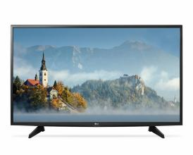 "Телевизор LG 32LJ510U, 32"" LED HD TV, HD 1366x768, Черен"
