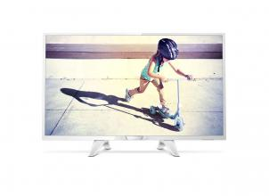 "Телевизор Philips 32PHS4032 32"" HD, 1366 x 768, Бял"