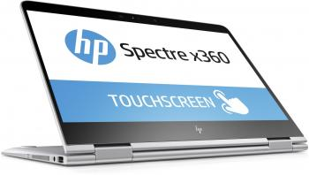 "UPGRADED HP Spectre x360 13-ae001nu, 13.3"" FHD Touch, i7-8550U, 8GB RAM, 1TB SSD, Win 10, Сребрист"