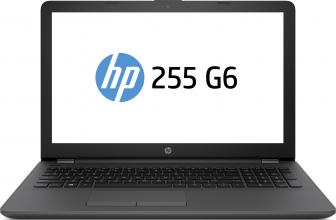 "UPGRADED HP 255 G6 (2HH05ES) 15.6"" FHD, AMD A6-9220, 8GB RAM, 256GB SSD, 1TB HDD, Черен"