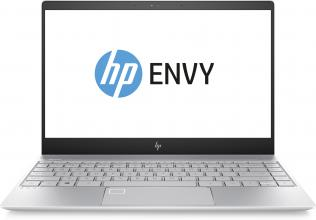 "UPGRADED HP Envy 13-ad004nn (1WR91EA) 13.3"" FHD UWVA, i5-7200U, 8GB RAM, 512GB SSD, Win 10, Сребрист"