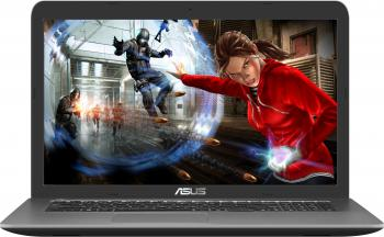 "UPGRADED ASUS K756UQ-T4185D, 17.3"" FHD, i5-7200U, 16GB DDR4, 256GB SSD, 1TB HDD, GF 940MX, Сив"