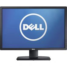 "КАТО НОВ Dell U2412, 24"" LED, IPS, Full HD (1920 x 1080) - ZERO Pixel Warranty"