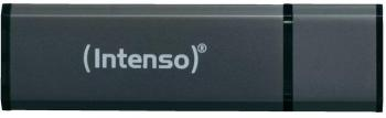 USB флаш памет Intenso Anthracite 64GB Alu Line