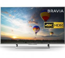 "Телевизор Sony BRAVIA KD-43XE8077 43"" 4K HDR TV, 4К X-Reality PRO, Android TV 6.0 (KD43XE8077SAEP)"