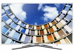 "Телевизор Samsung 49M5512 49"" FULL HD LED TV, Wi-Fi, SMART, Бял"